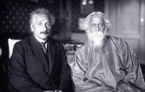 Einsteinvstagore
